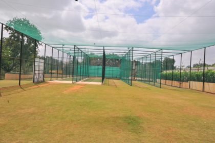 Cricket Nets(4 nos)